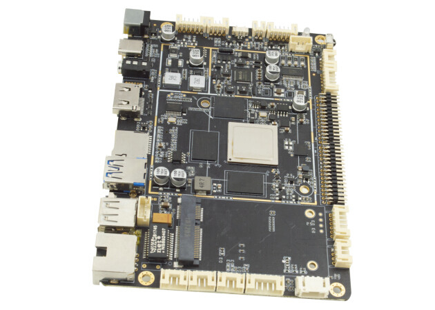 Linux OS Open Root Industrial ARM Board Interactive Touch Screen Human Sensor